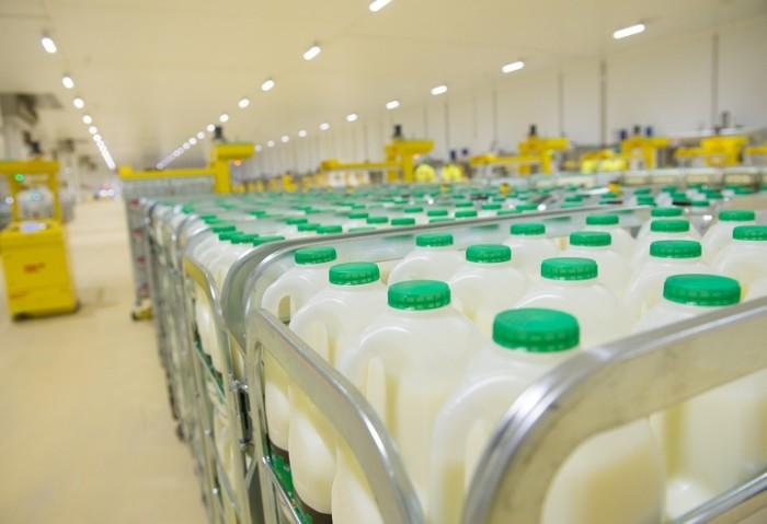 Arla Foods starts up world's largest fresh milk dairy