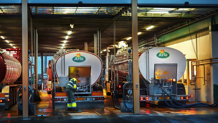 ​Arla Foods annual results 2015