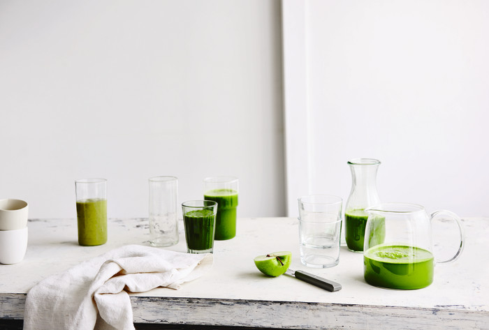 Refresh and Revive: How to make the perfect green juice