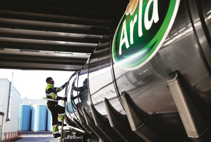 Proposed closure of Arla Hatfield Peverel dairy