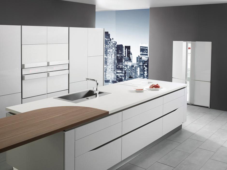 Sort eller hvid? perfekt kontrast til dit køkken med gorenje ...
