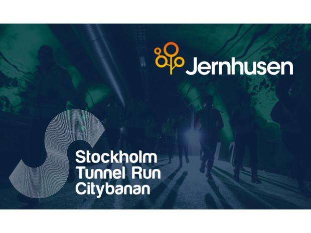 Jernhusen blir ytterligare en i ledet av starka partners till Stockholm Tunnel Run Citybanan 2017