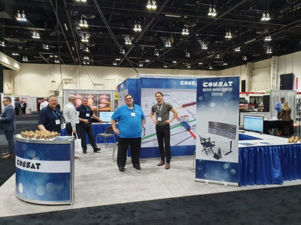CUTA Conference & Transit Show – Consat welcomes everyone in Calgary, the city of the Stampede