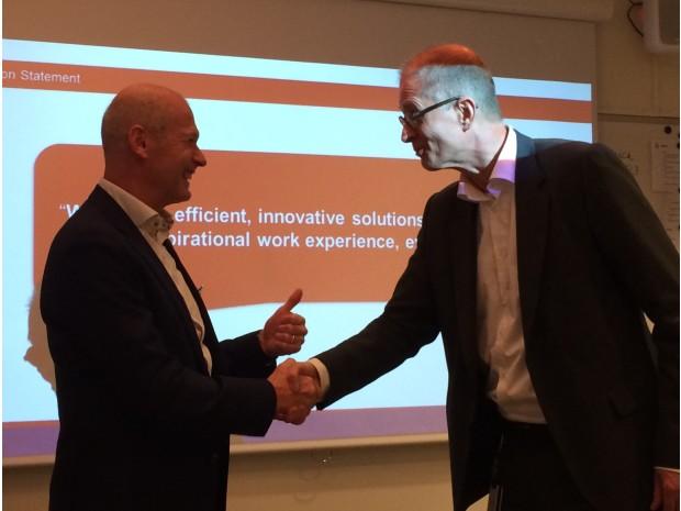 Sodexo and Tetra Pak Sign Global IFM Partnership Agreement