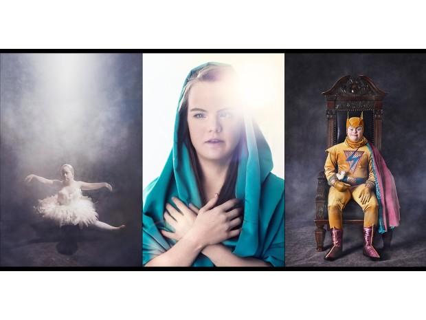 Ny chans att se fotoutställningen IKONER -  21 mars-21 april på Landvetters kulturhus