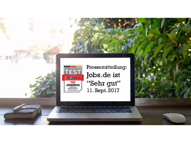 job finden test