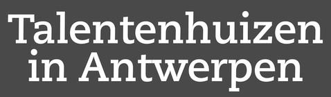 Talentenhuizen in Antwerpen