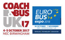 EuroBus Expo/Coach & Bus UK