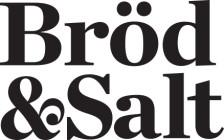 Bröd & Salt