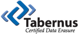 Tabernus Certified Data Erasure Software