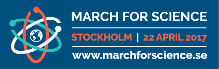 March for Science Stockholm