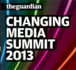 Guardian Changing Media Summit 2013