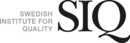 SIQ - Institutet för Kvalitetsutveckling
