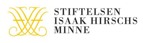 Stiftelsen Isaak Hirschs Minne
