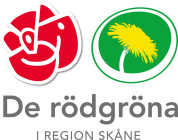 De rödgröna i Region Skåne