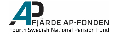 The Fourth Swedish National Pension Fund (AP4)