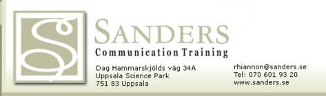 Rhiannon Sanders Consulting AB