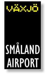 Gå till Växjö Småland Airports nyhetsrum