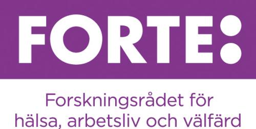 Gå till Forte - Forskningsrådet för hälsa, arbetsliv och välfärds nyhetsrum