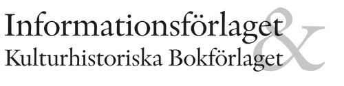 Gå till Informationsförlaget & Kulturhistoriska Bokförlagets nyhetsrum