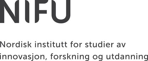 Link til NIFU - Nordisk institutt for studier av innovasjon, forskning og utdanning s presserom