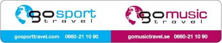Gå till GO Sport Travel / GO Music Travels nyhetsrum