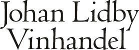 Gå till Johan Lidby Vinhandels nyhetsrum