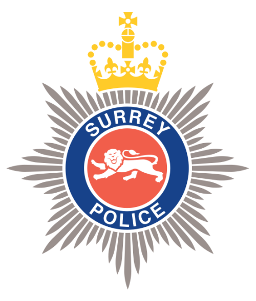 Go to Surrey Police's Newsroom