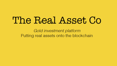 Go to The Real Asset Co.'s Newsroom