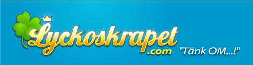 Gå till Lyckoskrapet.coms nyhetsrum