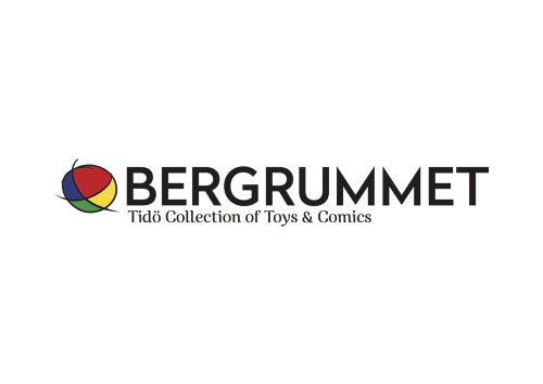 Bergrummet- Tidö Collection of Toys & Comics