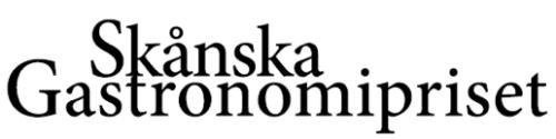 Gå till Skånska Gastronomipriset 2019s nyhetsrum