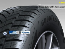 Goodyear UltraGrip Performance SUV - TOP-indicator