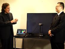 Joel Silver and Toshihiro Takagi Discuss the inner workings of Panasonic Viera TV's