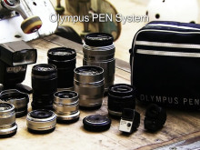 Training film - PEN Lenses