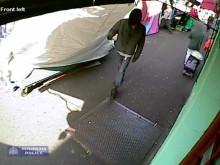 CCTV from Reginald Ofei-Berko manslaughter trial
