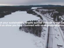Green Cargos effektiva transporter för skogsindustrin
