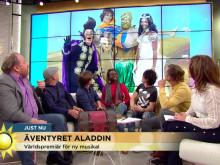 Äventyret Aladdin i TV4