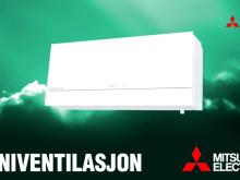 Miniventilasjon bekjemper radon og kjellerlukt - forbedrer ditt inneklima