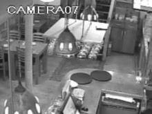 CCTV showing Suspect 1 and Suspect 2