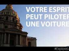 A l'occasion du FIA Formula E Visa Paris ePrix, Visa explore le futur