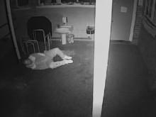 CCTV footage from nursery