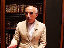 Dr. Maurizio Nava of Italy talks to Novus Scientific