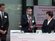 4. Atrium Dialog: Nachhaltigkeit - Motor oder Bremse?
