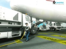 Cavotec's E3 Airports System: safe, clean and efficient aircraft ground handling