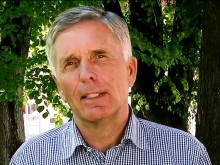 Pfizer bloggar från Almedalen - 4 juli - Johan Brun