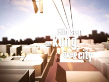Animation av Västerås CityZip