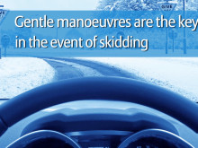 Allianz advice - winter driving tips