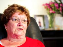 Carer for a mini-stroke survivor: Jean
