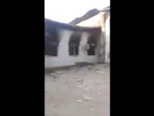 Traumasjukhuset i Kunduz, Afghanistan.